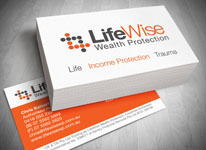 Wealth Protection Logo Design